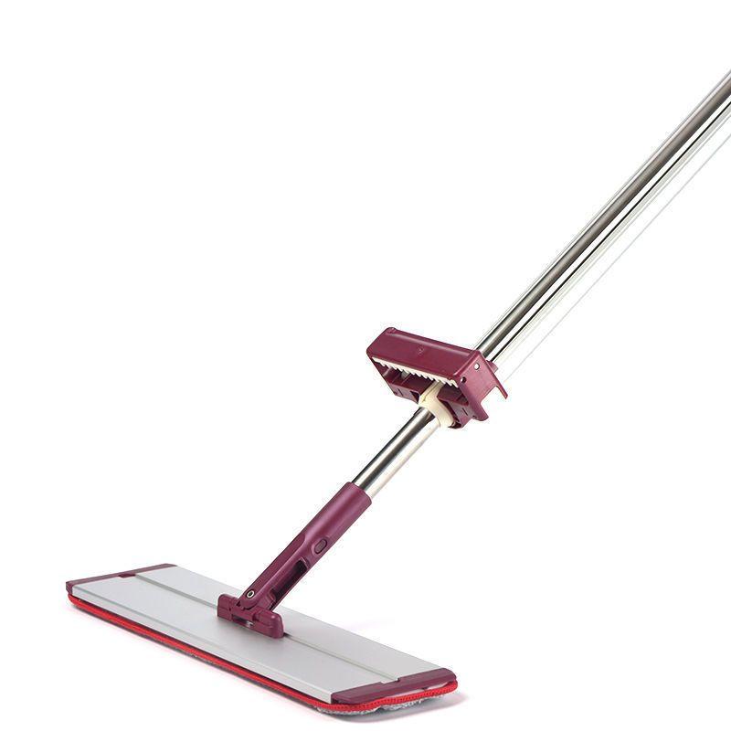 好媳婦拖把免手洗懶人平板拖把家用擦木地板拖布托把墩布旋轉地拖-威虎五金精品