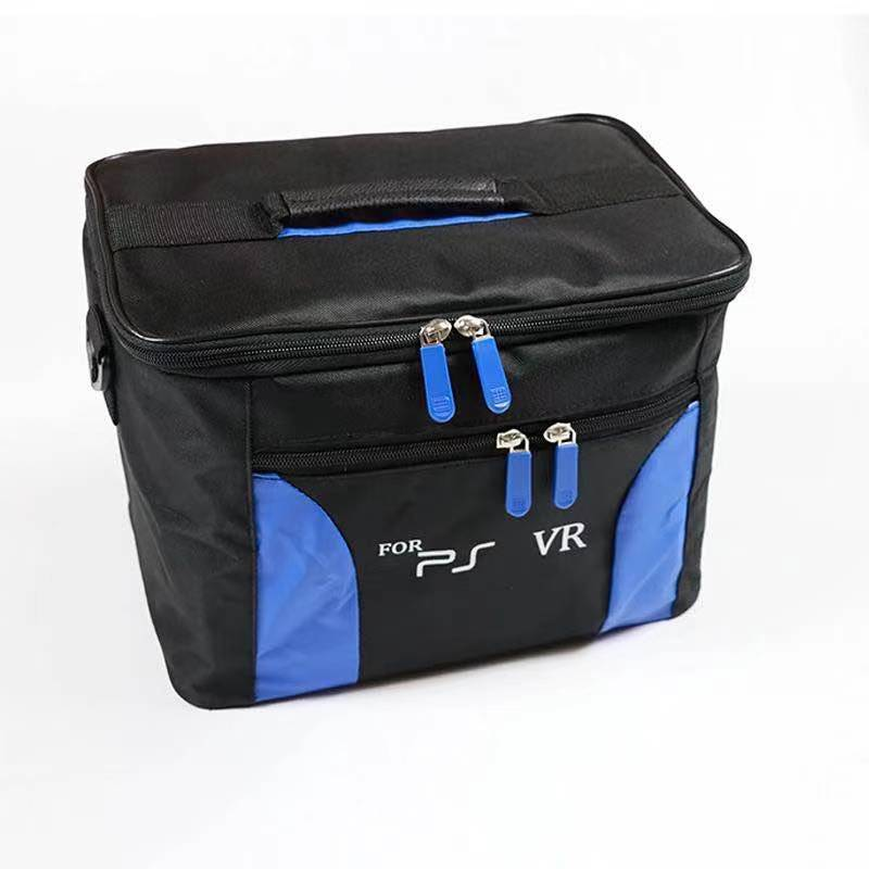 格調居家PS VR頭盔斜跨包VR收納包 3D眼鏡虛擬游戲眼鏡保護包VR主機單肩包