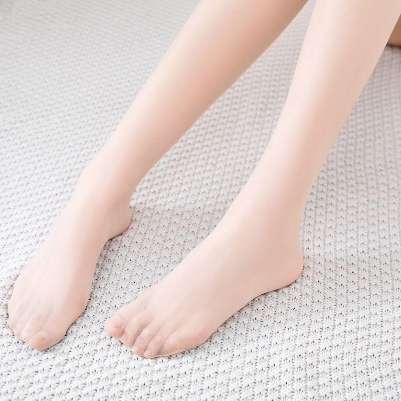 菠萝袜丝袜女薄款防勾丝夏美腿