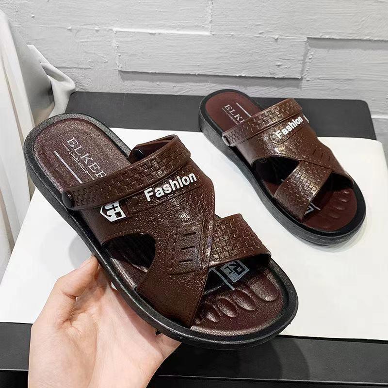 2021新款男士沙滩鞋凉鞋1双