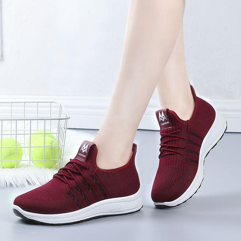 2021春季新款女鞋休闲运动鞋