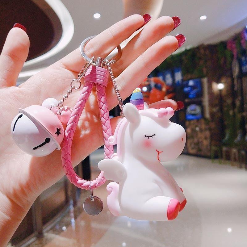 钥匙扣挂件可爱网红韩版ins包包女装饰品
