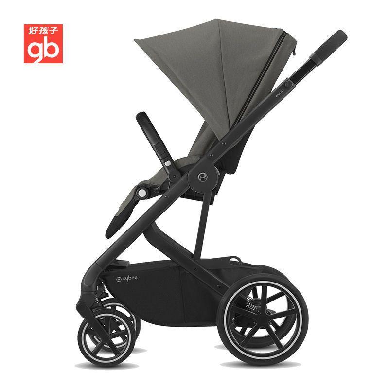 好孩子德国Cybex Balios S Lux高景观四轮避震双向婴儿推车