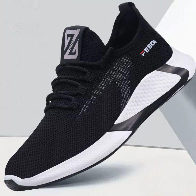 2021男鞋夏季新款休闲运动鞋韩版潮流