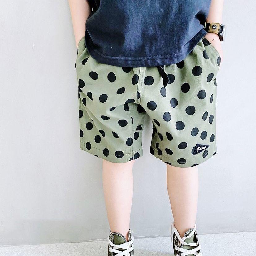 男童夏季五分裤 薄款舒适透气
