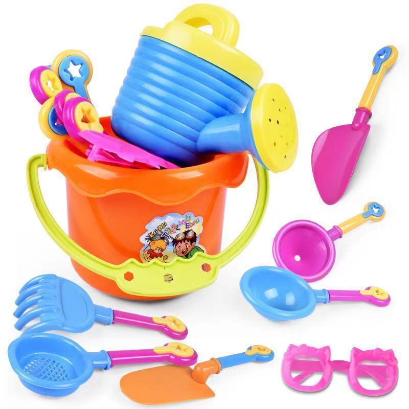 儿童男女孩沙滩玩具套装宝宝玩沙子玩具夏季