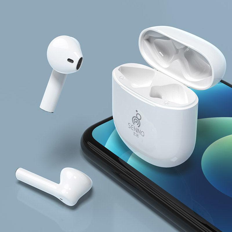 蓝牙耳机真无线双耳入耳式运动游戏