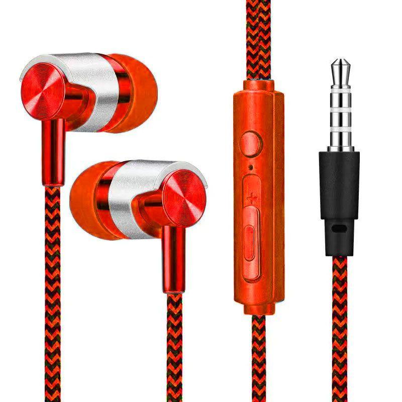 高音质K歌游戏电竞有线式通用耳机