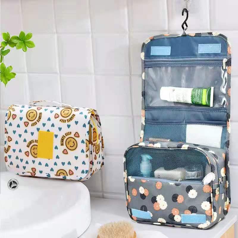 旅行出差收纳包大容量挂钩洗漱包男女化妆包