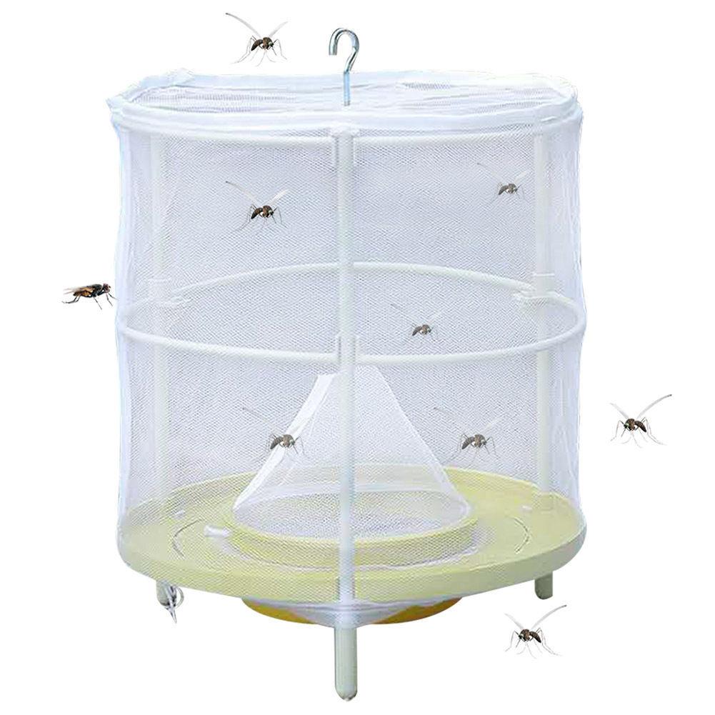 苍蝇笼灭蝇创意捕蝇器家用养殖捕蝇笼捕蝇网捉苍蝇多用捕苍蝇神器