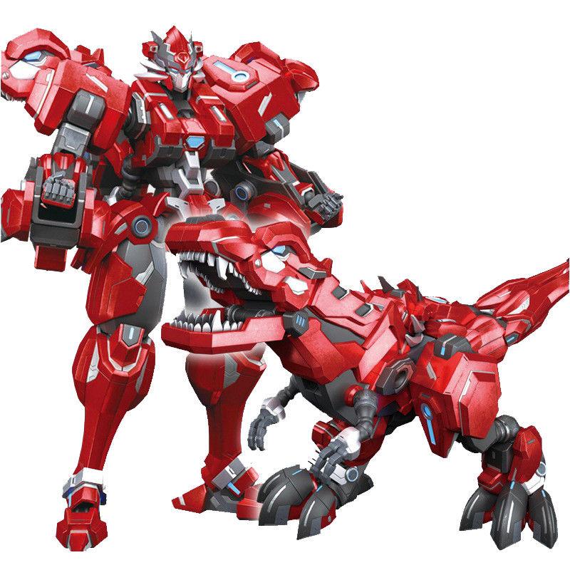 正版钢铁飞龙2恐龙变形玩具男孩金刚霸王龙机器人合体儿童3奥特曼