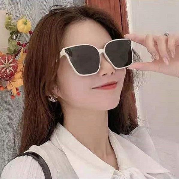 新款眼镜女韩版潮GM太阳镜网红圆脸