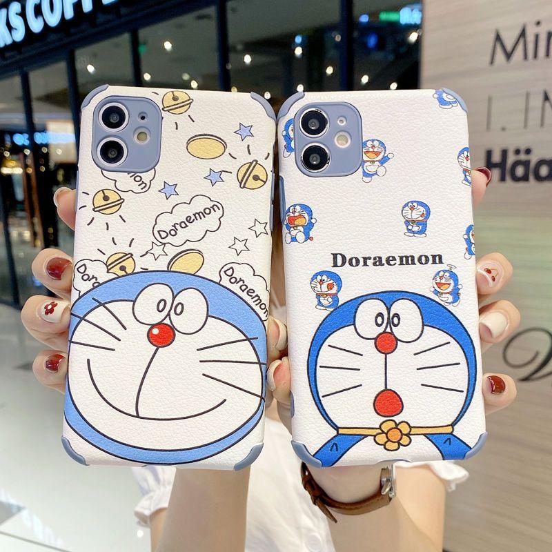 哆啦A梦苹果全系列手机壳