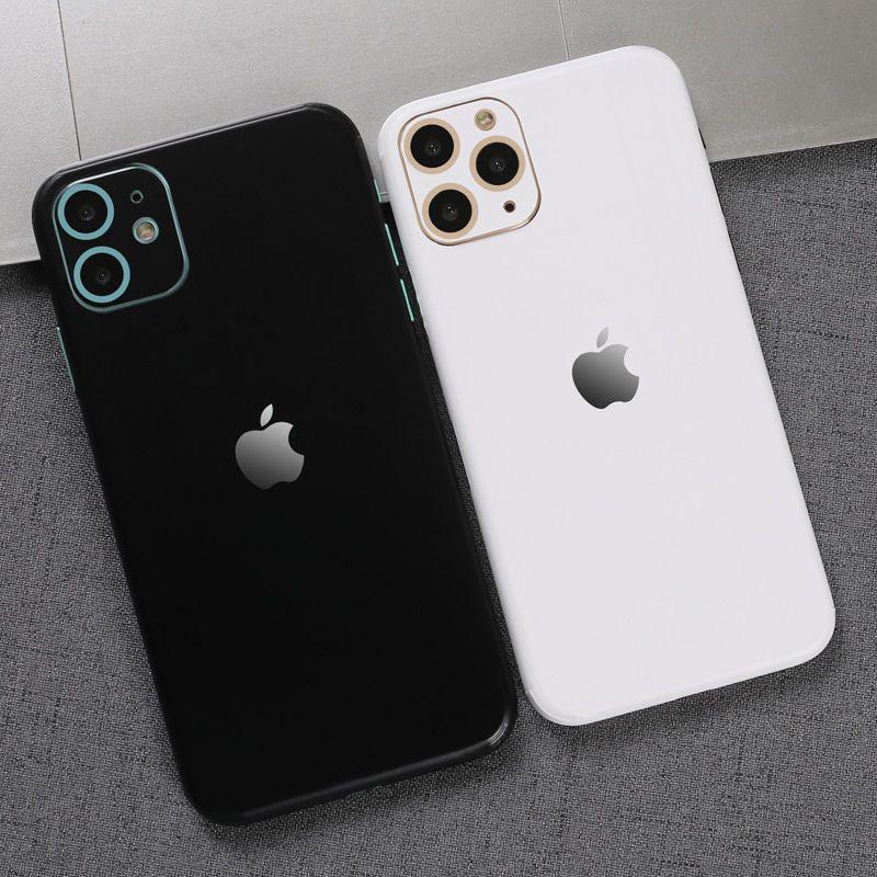 苹果12全包边后膜iPhone12Pro