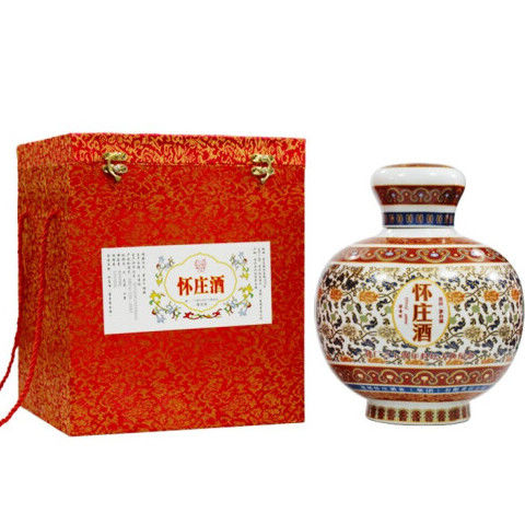 怀庄建厂30周年庆纪念酒 怀庄酒 封坛老窖 酱香白酒