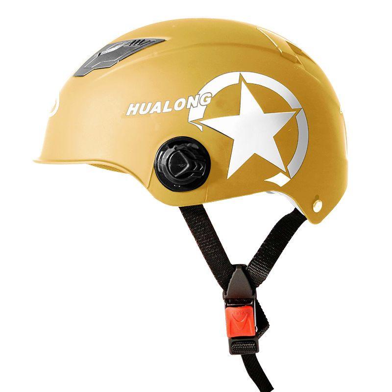 电动车头盔女哈雷防紫外线夏季防晒