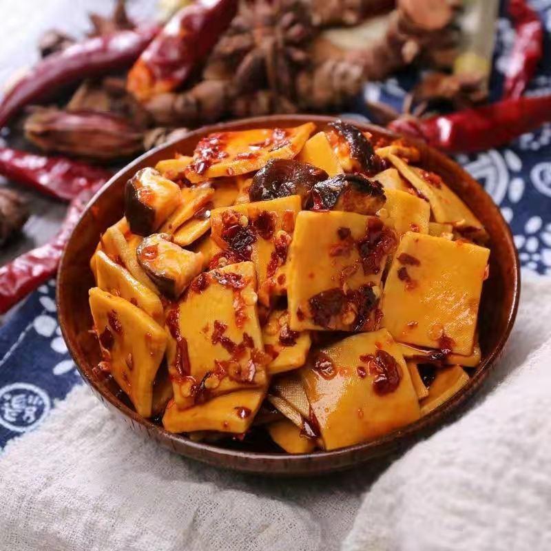 41777-丑丑嘴香菇豆干豆腐干豆干零食休闲小吃散称小包装豆干小零食-详情图