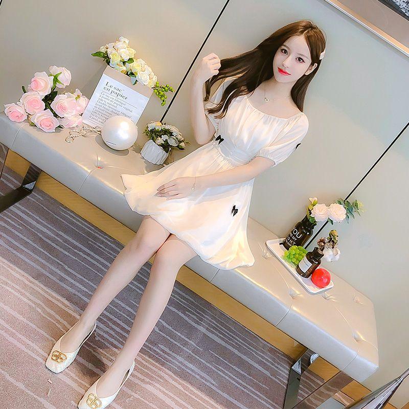 新款仙女连衣裙创意时尚女T恤盲盒正品出售