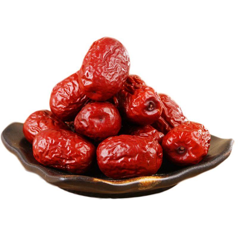 农家特产干货红枣新疆枣子办公室零食非大枣