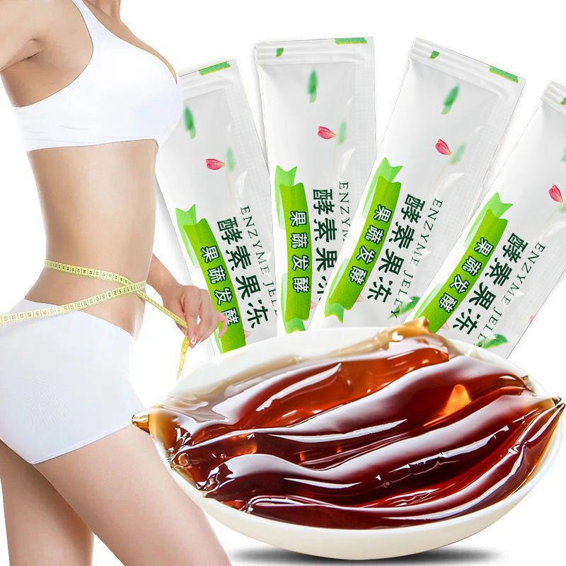 网红果蔬酵素果冻增强版正品便秘孝素糖青梅酵素梅子酵素粉益生菌