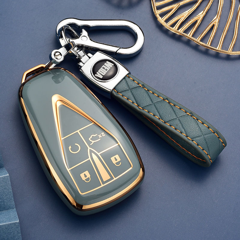 长安CS75Plus钥匙套CS55蓝鲸版CS35锐程CC欧尚X5逸动新能源UNI-T主图4