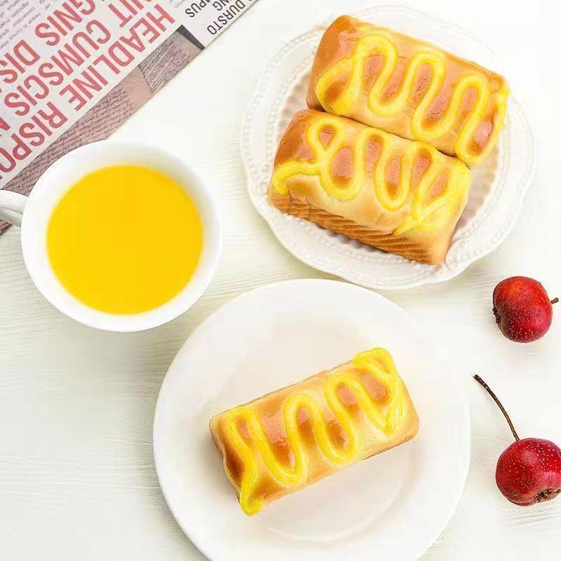 奶酪吐司软面包紫米夹心早代餐零食品糕点心吐司果酱批发优惠