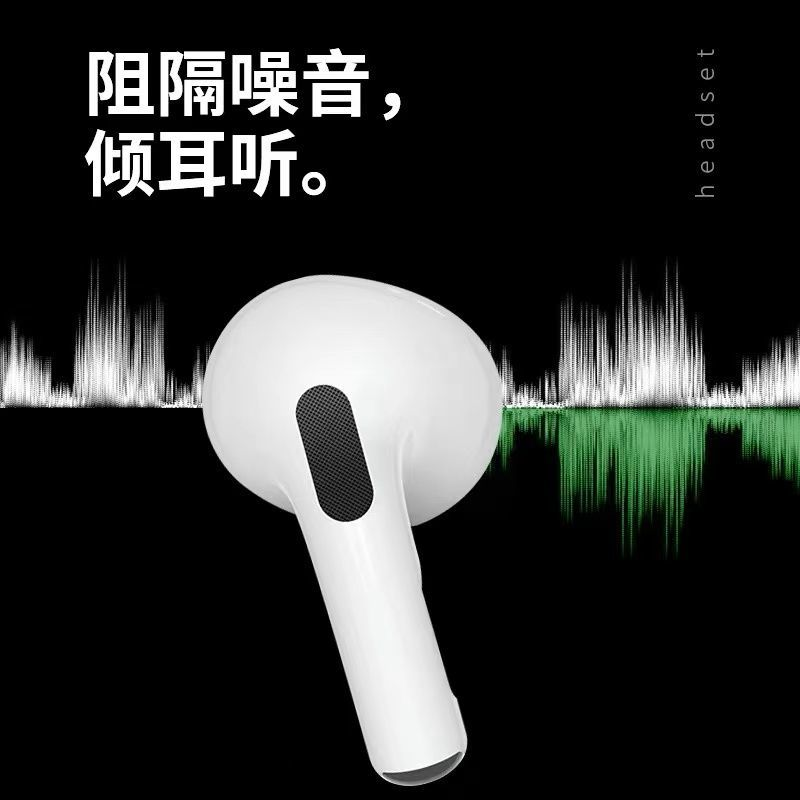 75841-华强北4代洛达1562A1000无线蓝牙耳机Pro3降噪光感苹果安卓适用-详情图