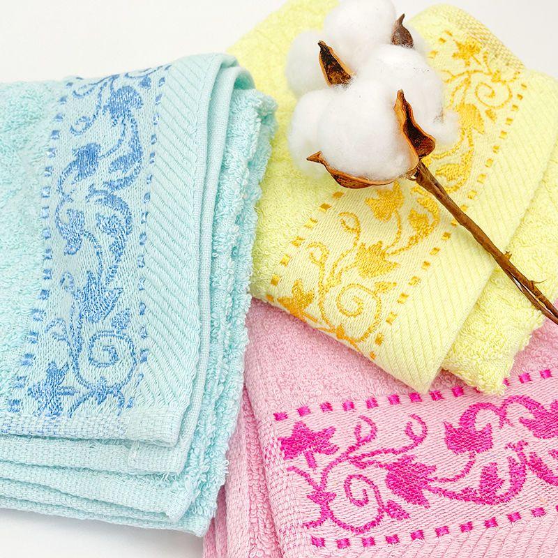 37815-毛巾纯棉吸水柔软不掉毛家用成人男女儿童洗脸巾批发-详情图