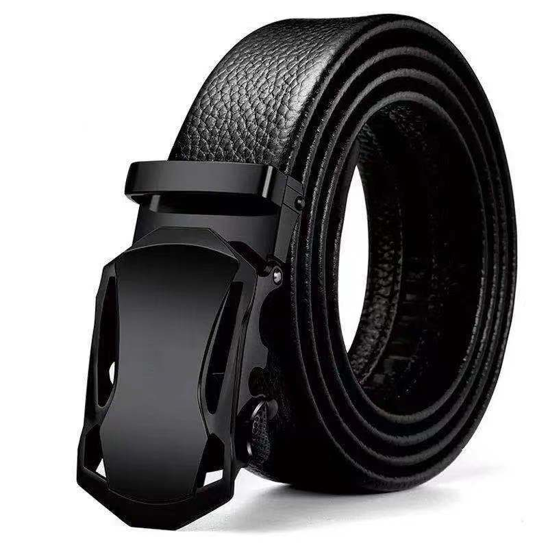 37827-时来运转皮带自动扣青中年转运裤带韩版潮时尚新款腰带-详情图