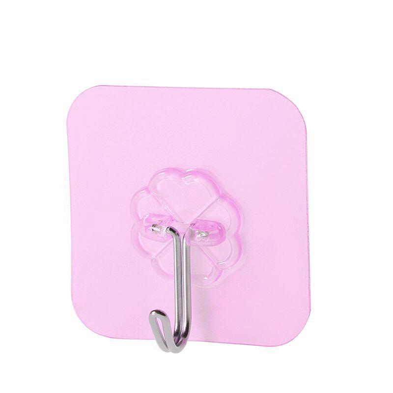 优质 挂钩贴强力粘钩挂衣钩门后衣服免打孔厨房浴室挂钩大尺寸