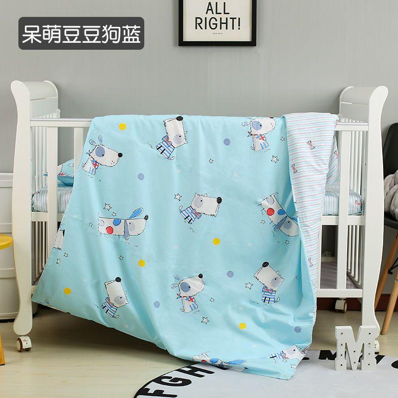 75655-梦安馨宝宝被套儿童被罩单件婴儿纯棉床品幼儿园学生宿舍被罩套-详情图