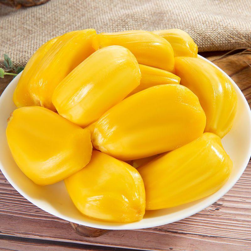 现摘发货海南三亚菠萝蜜新鲜水果当应季一整个黄波罗蜜批发非红肉主图7
