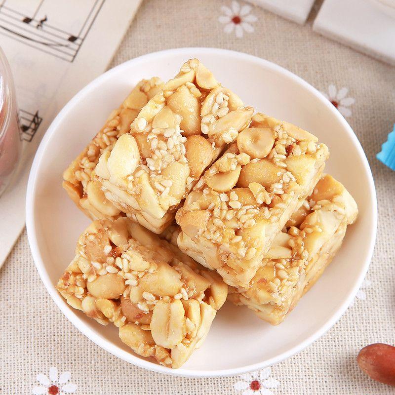75889-【黄老五506g木糖醇花生酥】四川特产传统糕点花生糖独立包装-详情图
