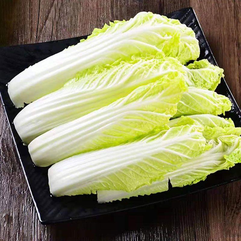 88765-新鲜蔬菜娃娃菜农家自种现砍现发黄心娃娃菜白菜四季大白菜特嫩脆-详情图
