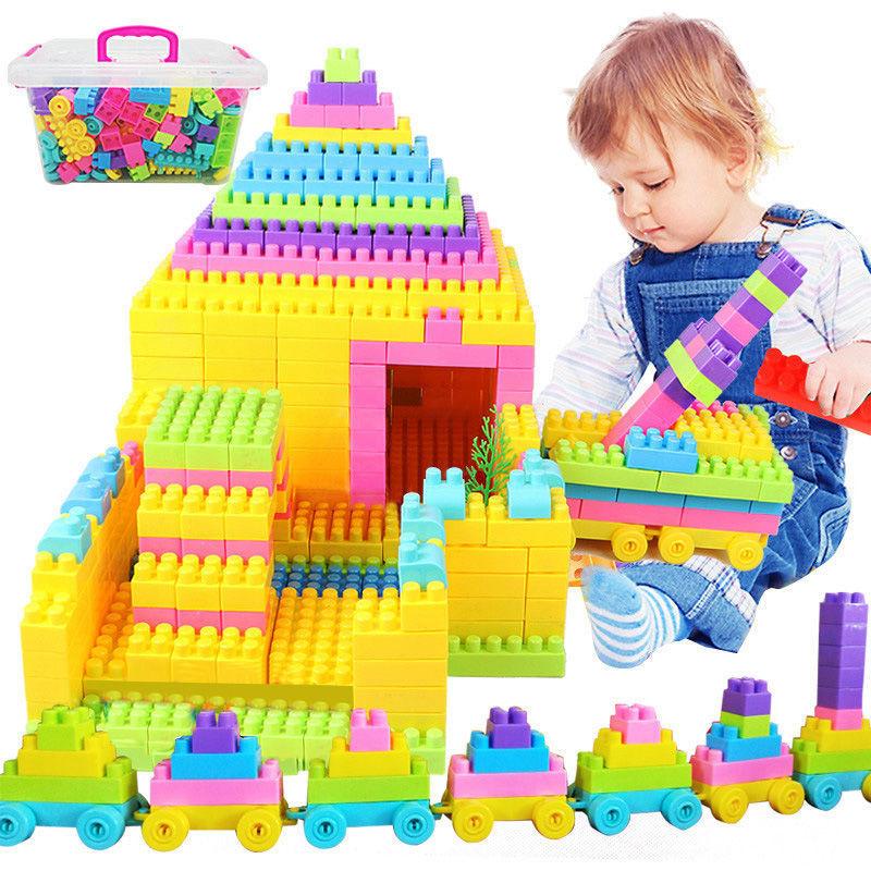 【新升级】儿童积木玩具大颗粒积木拼装拼插宝宝小孩早教益智玩具