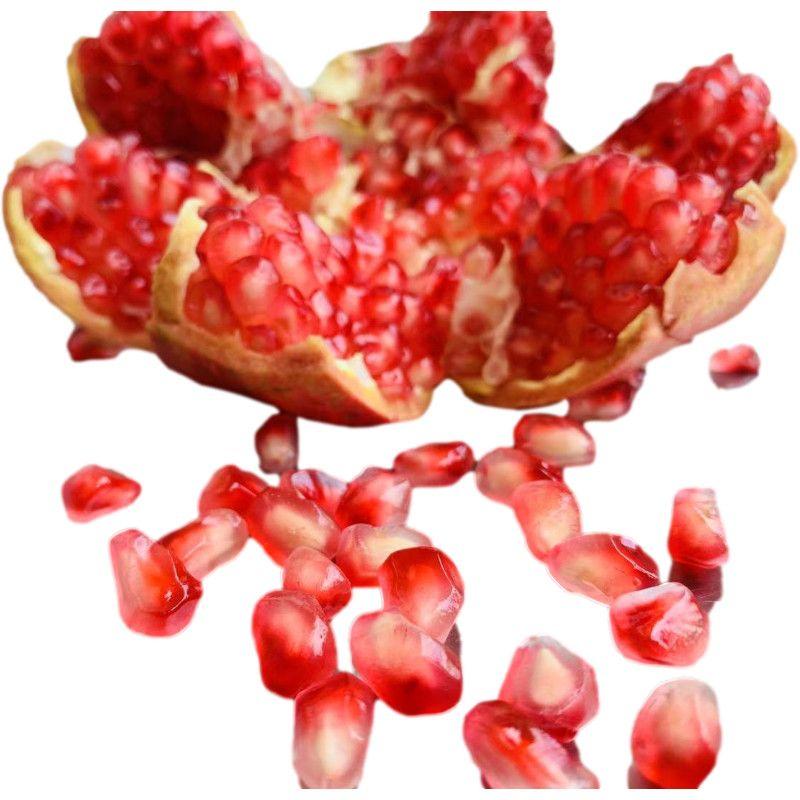 75904-突尼斯云南会理软籽石榴无籽新鲜水果时令当季现摘现发批发价包邮【9月19日发完】-详情图