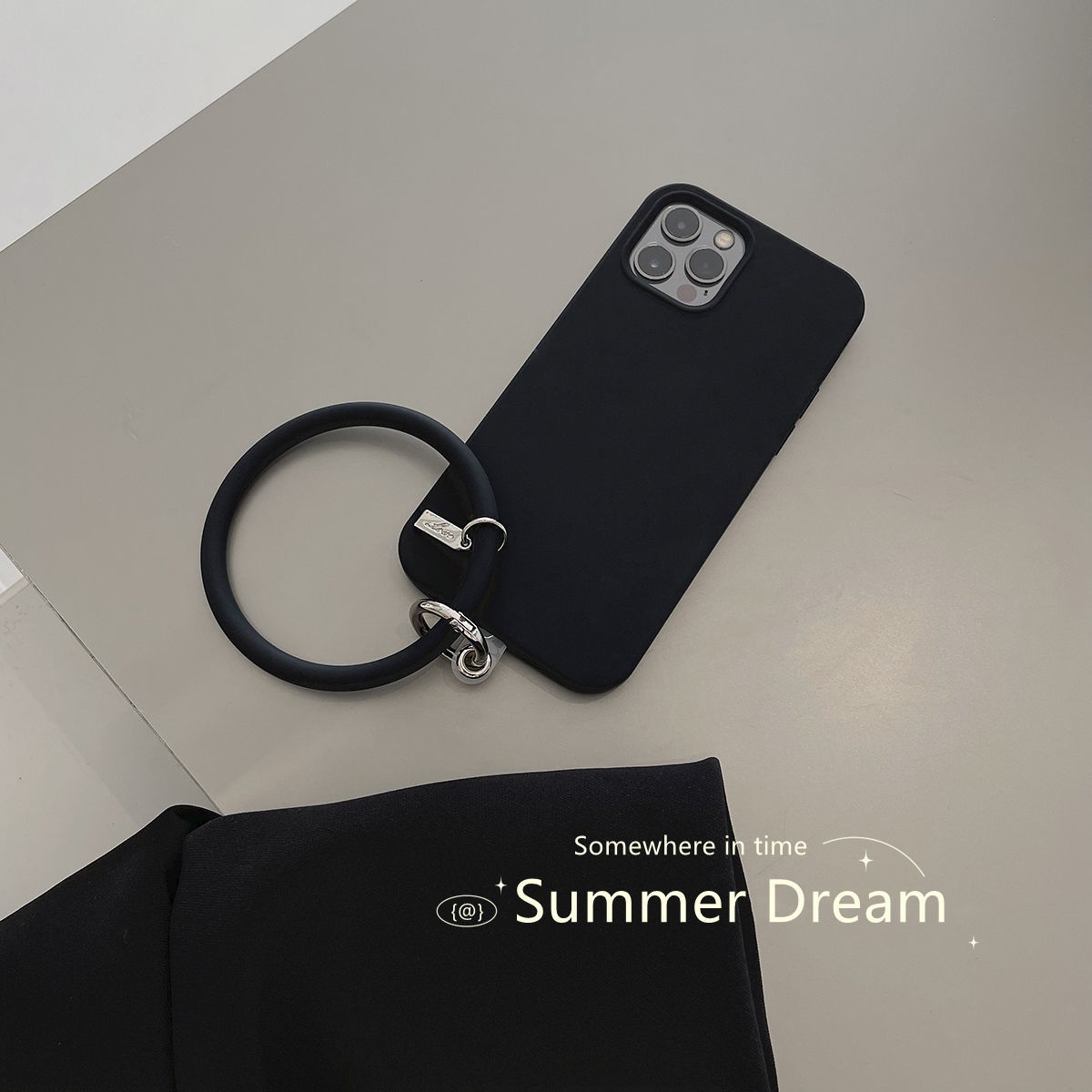 75646-韩风苹果12promax手机壳xr防摔圆环x/xs液态硅胶iPhone11软壳爆款-详情图