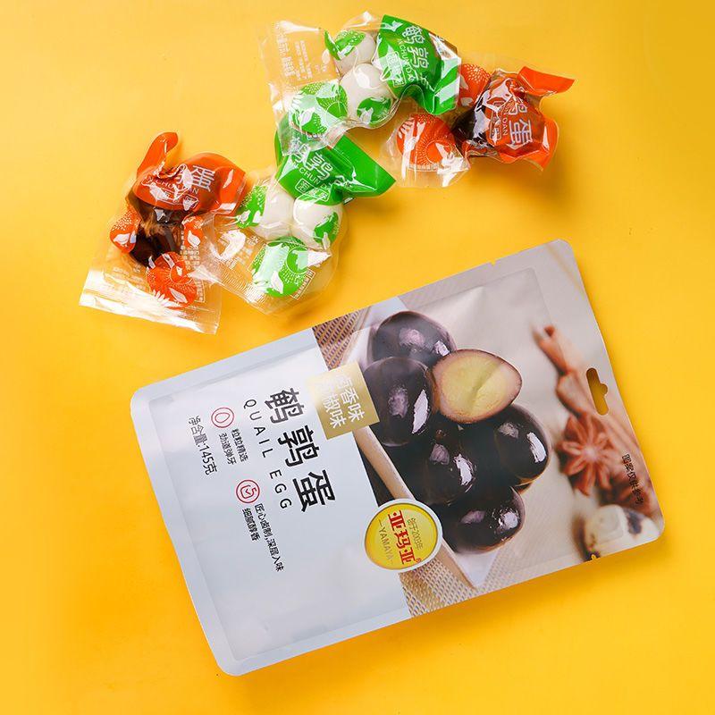 88898-亚玛亚卤味鹌鹑蛋零食去皮五香新鲜卤蛋熟食即食特价批发四川-详情图