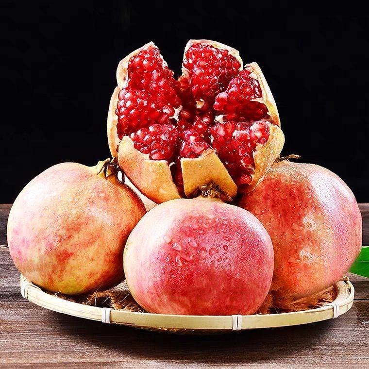 75854-正宗四川会理超甜突尼斯软籽石榴新鲜应季水果3/5斤整件批发包邮-详情图