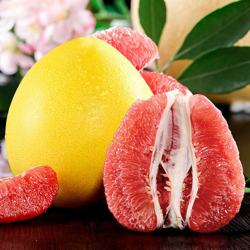 75626-皇帝御用贡品正宗平和琯溪蜜柚孕妇水果红心柚子整箱包邮-详情图
