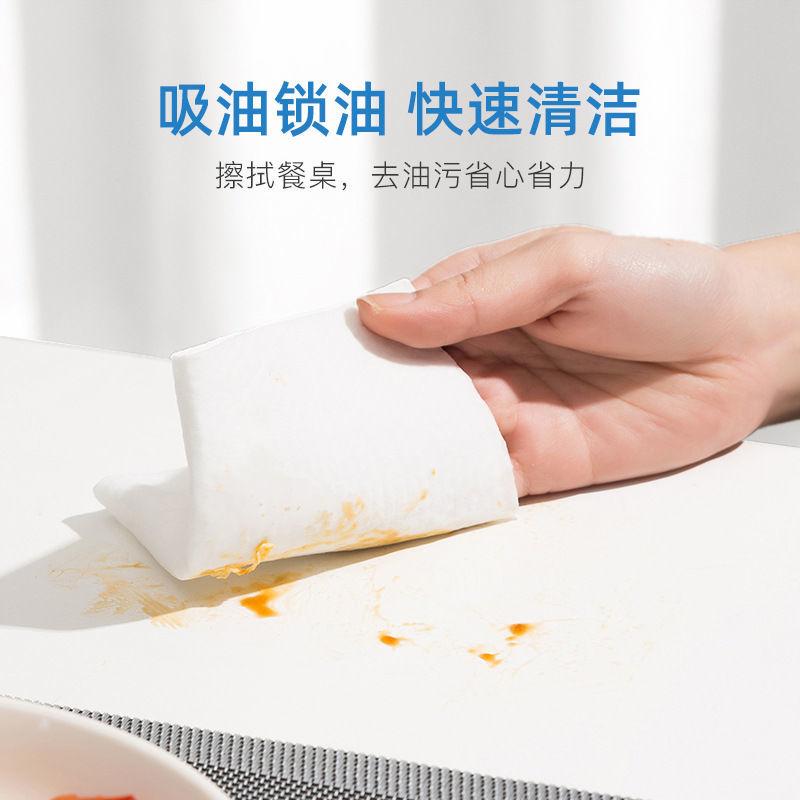75656-万能厨房湿纸巾清洁湿巾灶台车内专用纸强力去油污擦油纸-详情图