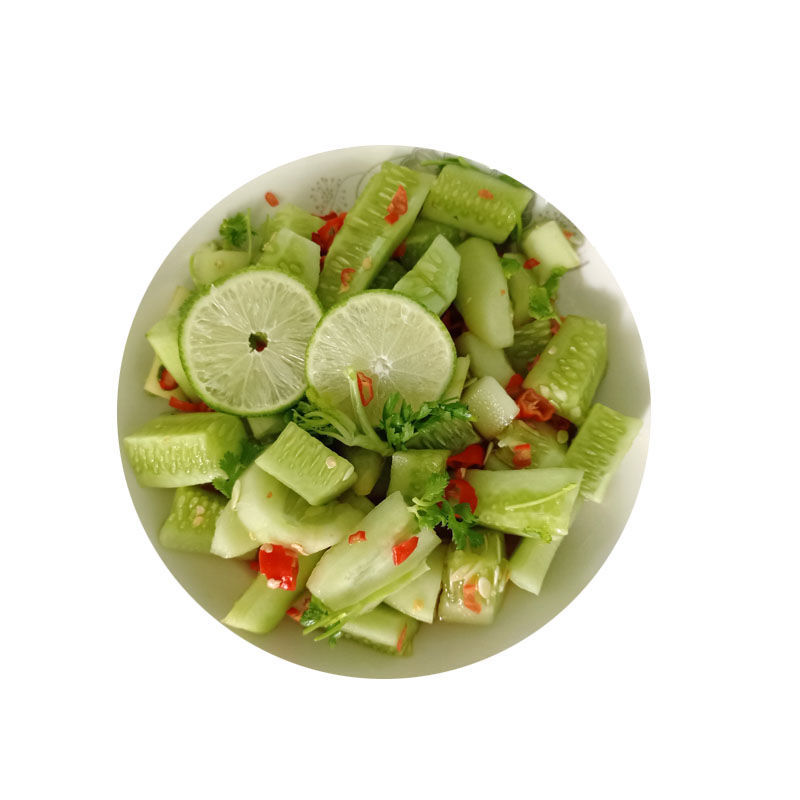 75810-农家自种老品种黄瓜旱黄瓜水果黄瓜云南当季新鲜蔬菜无刺黄瓜生吃-详情图