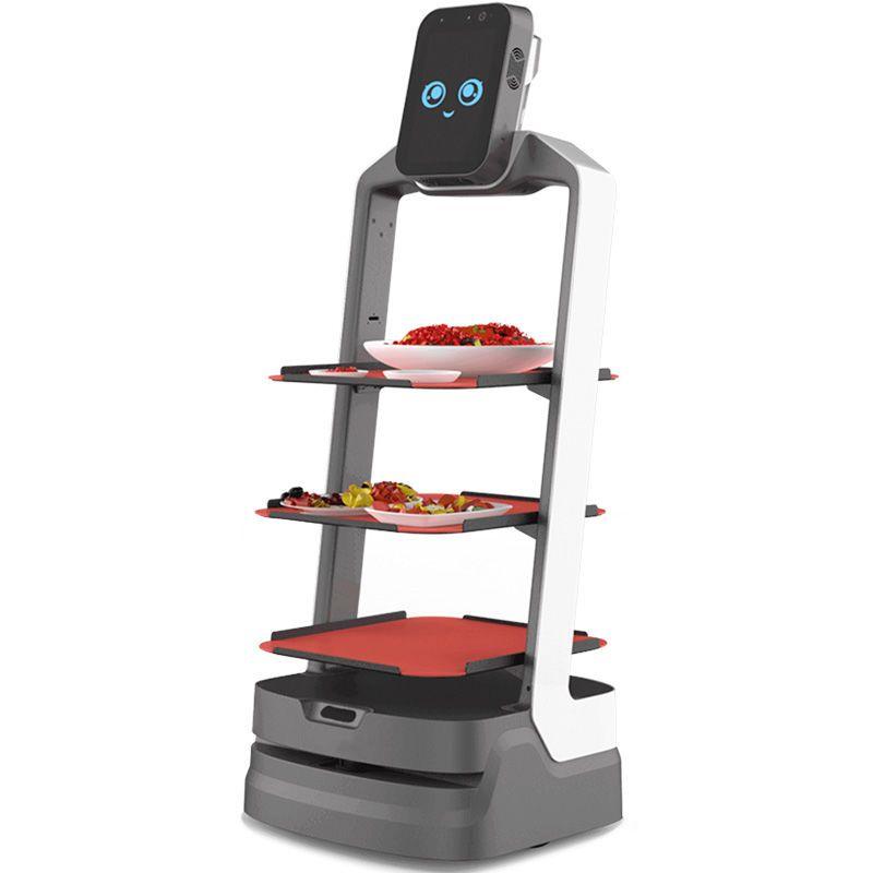 语音控制 送餐服务机器人