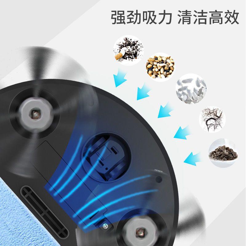 75755-全自动扫地机器人家用智能静音拖地擦地扫地机器人三个一吸尘器-详情图