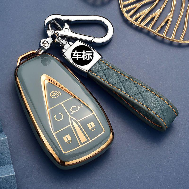 长安CS75Plus钥匙套CS55蓝鲸版CS35锐程CC欧尚X5逸动新能源UNI-T主图0