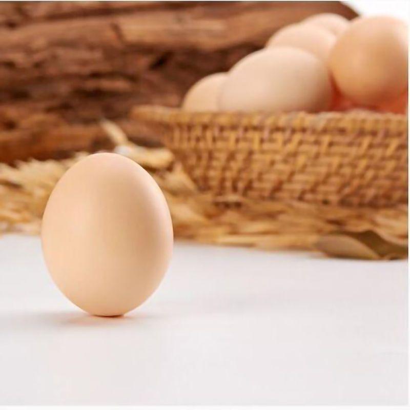 88799-农家散养土鸡蛋10枚新鲜正宗草鸡蛋笨柴生鸡蛋孕妇月子蛋整箱包邮-详情图