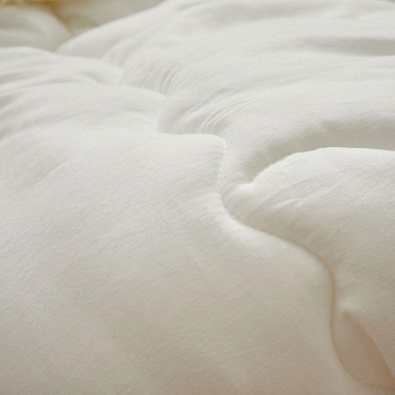 88848-酒店风被子冬被磨毛压花被芯被子棉被冬天加厚保暖正宗无印良品-详情图
