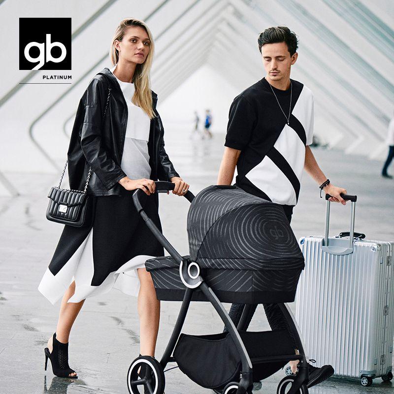 好孩子gb高端婴儿推车宝宝高景观轻便避震手推车未来之美MARIS