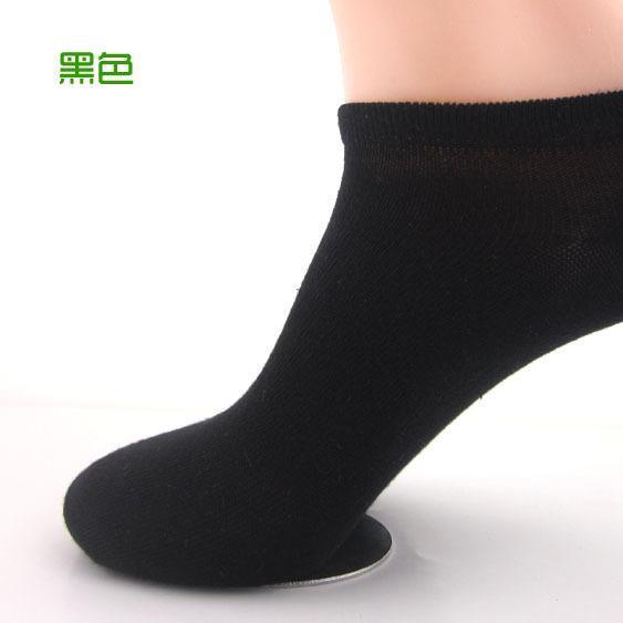 袜子男短袜夏季船袜男士袜子棉袜低帮浅口短筒男袜四季隐形袜W47