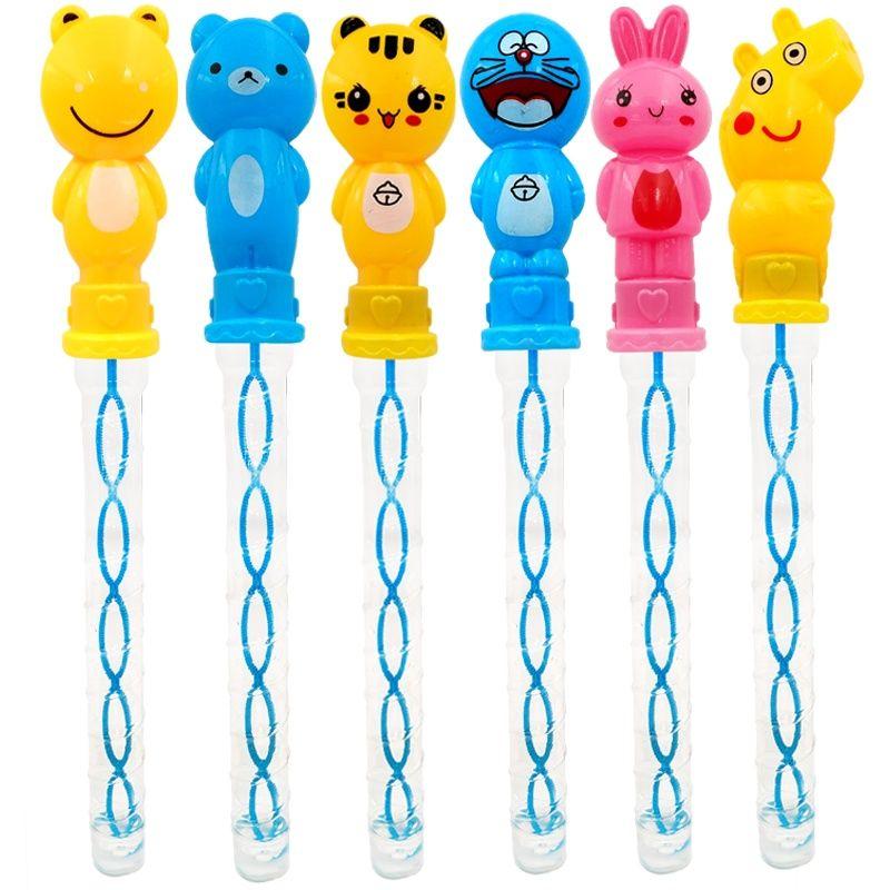 热卖儿童卡通吹泡泡棒玩具吹泡泡水泡泡剑西洋剑地摊玩具批发